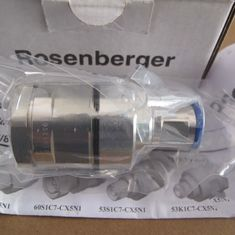 Quick Combinations Rosenberger RF Connectors , Coaxial Aerial Connector 0 - 11 GHz