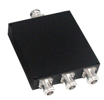 3 Way Microstrip Power Divider Splitter With N Type Connector 800 - 2500MHz
